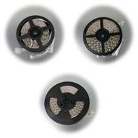 Flexibler LED-Stripe mit 20, 50 oder 100W warmweißen LEDs