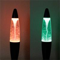 LED Dekolicht mit wirbelnden Farbwechsel