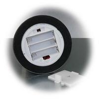 batteriebetriebene und effektvolle Tischlampe