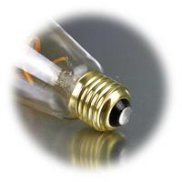 LED Retro-Glühbirne 125lm dimmbar mit Sockel E27