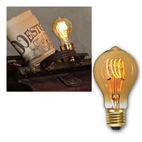 LED bulb | E27 | SPIRAL | Filament | retro Look | dimmable