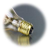 E27 LED Retro-Glühbirne 80lm dimmbar