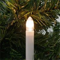LED Tannenbaum Kerzen sorgen für ein leuchtendes Highlight