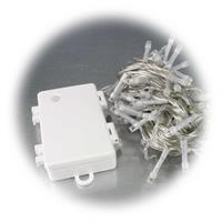 batteriebetriebene LED Dekolichterkette mit Timerfunktion
