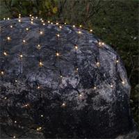 LED Weihnachts-Lichternetz für stimmungsvolle Ausleuchtung