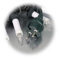 Lichterkette für außen geeignet für 230V