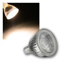 MR11 COB LED Leuchtmittel | warmweiß | 250lm | 3W/12V