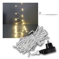 System Decor light chain | 10m | 100 LEDs | incl. Transforme