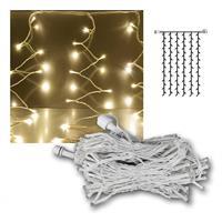 Light curtain| 100 LEDs | IP44 | System Decor | warm white