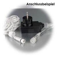 LED Lichternetz nur in Verbindung mit System Decor LED-Transformer