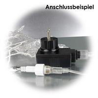 LED Lichterkette nur in Verbindung mit System Decor LED-Transformer
