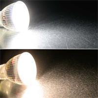 COB-LED Leuchtmittel in warmweiß oder daylight
