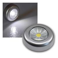 "LED Klebeleuchte |""CTK1 COB"" | neutralweiß | Batterie"