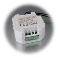 Empfänger mit Funksystem für ohmsche und induktive Lasten