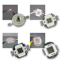 Hochleistungs LED Chip mit 3-30W | Infrarot | 700/1050mA