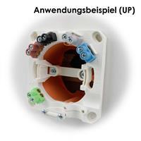 Anschlussdose für E-Herd passend für herkömmliche Abzweigdosen