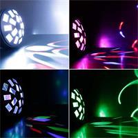 LED Partylicht musikgesteuert mit verschiedene Lichteffekten