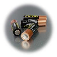 LR06 Duracell Premiumbatterie mit extrem langer Ausdauer