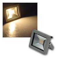 LED Fluter CTF-SLT 10 | 10W | warmweiß | 720lm | Strahler