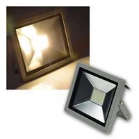 LED Fluter CTF-SLT 30 | 30W | warmweiß | 2000lm | Strahler