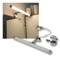 LED Spiegelleuchte Banheiro 6A | 230V | warmweiß | 40cm