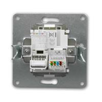 LSA-Schneidklemmen mit aufgedruckter Farbkodierung
