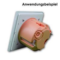 Komponente des Schalterprogramms FLAIR zur UP-Installation für Hohlwanddosen