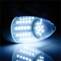 LED Leuchtmittel mit 180° Abstrahlwinkel und ca. 240 Lumen Lichtstrom