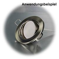 LED -Leuchteneinsatz passt in 50mm Standard-Einbaustrahler