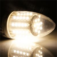 LED Leuchtmittel mit 180° Abstrahlwinkel und ca. 210 Lumen Lichtstrom
