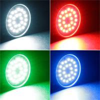 LED Leuchteneinsatz mit 3 oder 5W in daylight, warmweiß oder RGB