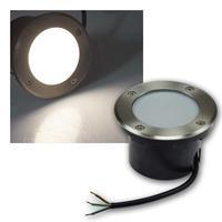 LED Bodenleuchte BEL R5 | 230V/5W, neutralweiß | 340lm/IP67