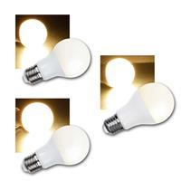 E27 Leuchtmittel mit Lichtsensor | 7/10/13W, 230V| warmweiß