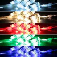 LED Dekolicht mit Effektbeleuchtungen für den Innen- und Außenbereich