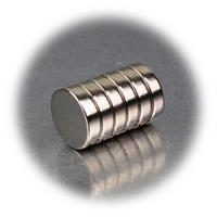 Enorm starke runde Neodymiummagnete