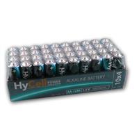 Mignon AA Batterie, LR6 | 0% Hg, 0% Cd | 40er Pack