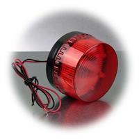 Signalleuchte mit Blitzfunktion, 9-15V DC