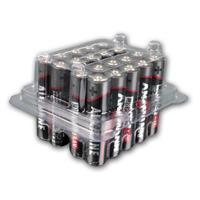 Alkaline-Batterien Mignon AAA LR03 | 20er Pack | 1,5V