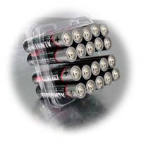 20er Pack Alkaline LR03 Batterien AAA