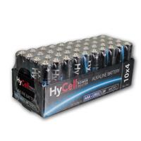 40er Pack  HyCell Micro AAA Batterie, Alkaline