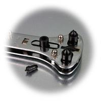 Nützliches Werkzeug mit unterschiedlichen Spannbackeneinsätze