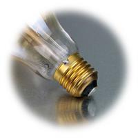 Jumbo LED Leuchtmittel in Zapfenform für E27 Fassung