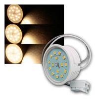 LED light insert | flat | dimmable in 3 steps | warm white |
