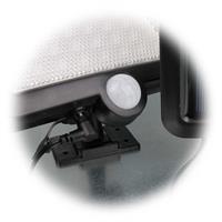 LED Highpower Strahler ist für den idealen Lichteinfall in der Neigung verstellbar