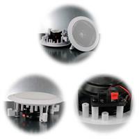 2er Set Breitband-Lautsprecher in 3 Größen