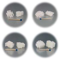 2,4,6 oder 12-poliger Steckverbinder mit max. 19A/Pol