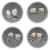 2,4,6 oder 12-Pol Steckverbinder Stecker/Buchse