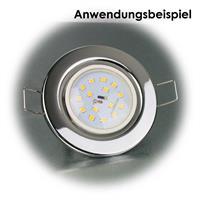 Flacher dimmbarer 5W Leuchteneinsatz