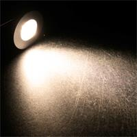 "LED Mini-Einbauspot ""Slim-22"" mit nur 1W"