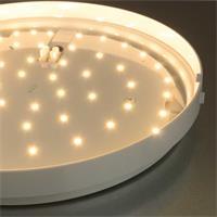 LED Leuchte mit Leuchtfarbe warmweiß und SMD LEDs